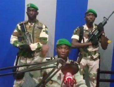 В Габоне произошла попытка военными захватить власть