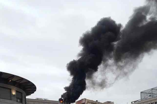 «Было очень страшно»: Во французском университете прогремел взрыв