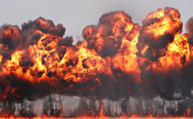 В Мексике взорвался нефтепровод: не менее 20 погибших