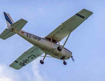 В Испании обнаружили обломки самолета, есть жертвы