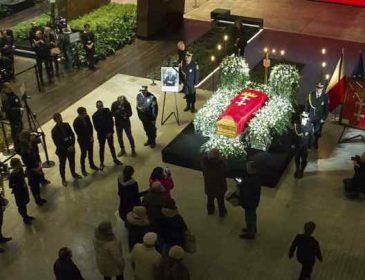 Сегодня пройдут похороны президента Гданьска