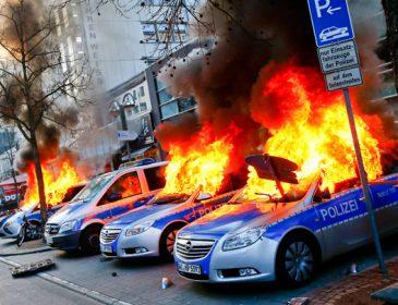 В столице произошел взрыв в полицейской академии: много погибших