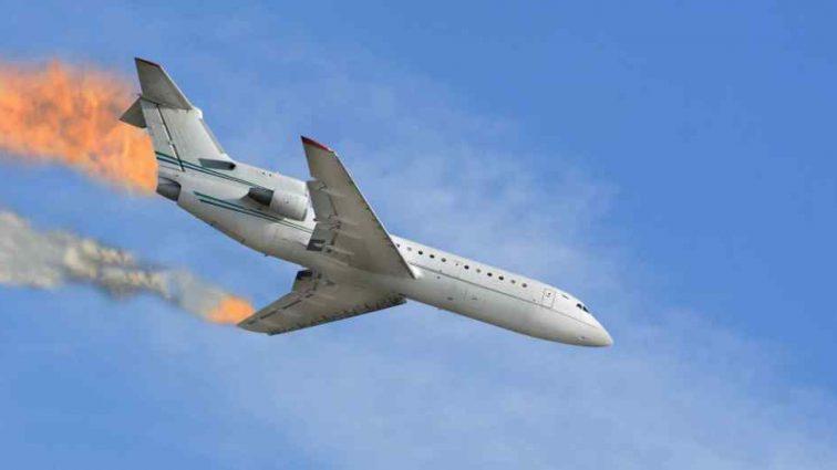 Совершил жесткую посадку: В России потерпел крушение бомбардировщик, есть жертвы