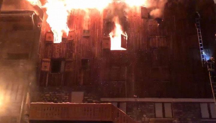 Подробности пожара на одном из самых популярных курортов мира, число пострадавших возрасло
