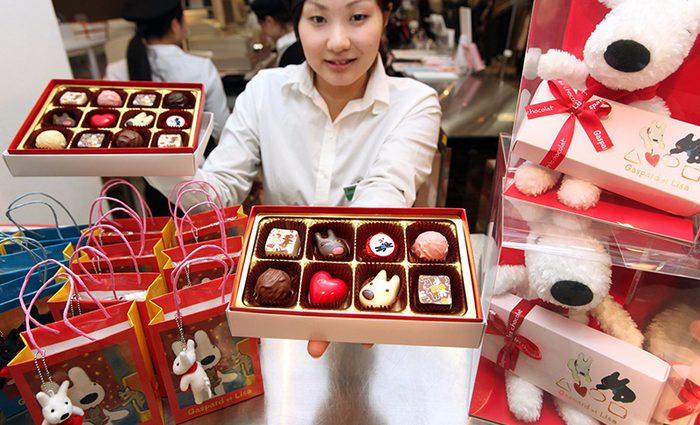 День святого Валентина: В Японии женщины «взбунтовались» против традиций самого романтичного дня в году