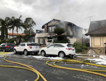 Жертв стало больше: после падения самолета на жилое здание в США погибло больше человек