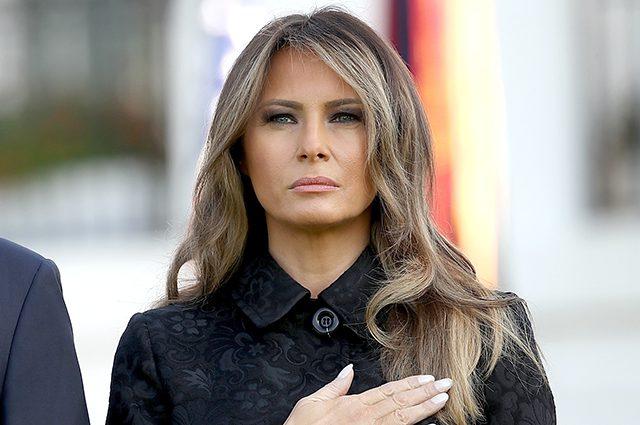 «Вдохновилась атмосферой праздника»: Мелания Трамп поразила ярким образом