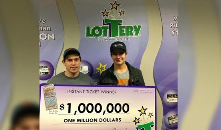 Подарок на день рождения: американец выиграл миллион долларов в лотерею