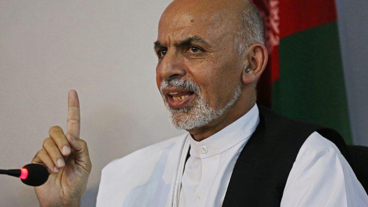 Президент Афганистана сделал громкое заявление о военных США