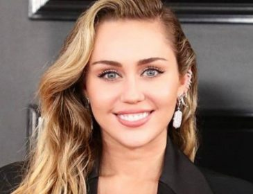 Популярная певица Майли Сайрус сделала откровенное заявление