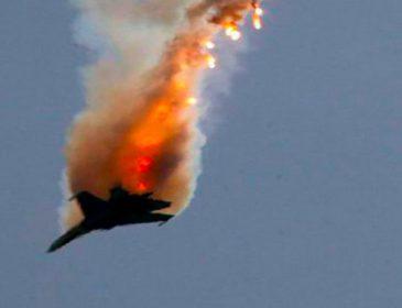 В Индии потерпел крушение истребитель МиГ-27. Пилот успел катапультироваться