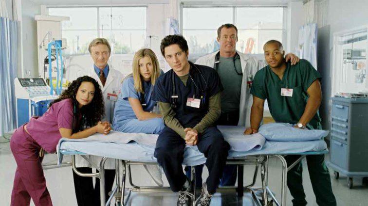 А ведь он только стал отцом: звезда сериала «Клиника» смертельно болен